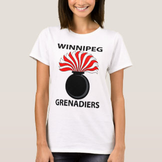 Winnipeg Grenadiers - Shirt