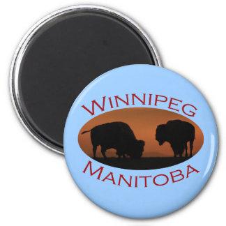 Winnipeg, Manitoba Imanes