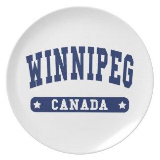 Winnipeg Plate