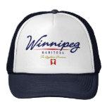 Winnipeg Script Hat