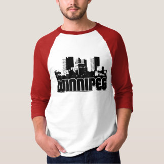 Winnipeg Skyline T-Shirt