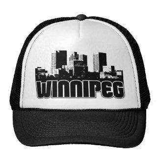 Winnipeg Skyline Trucker Hat