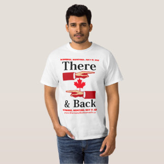 Winnipeg There & Back Tee