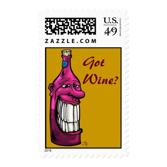 Wino, GotWine? Postage
