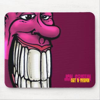 Wino, Jon Griffin, Art & design Mouse Pads