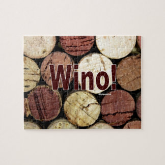 Wino! Jigsaw Puzzle