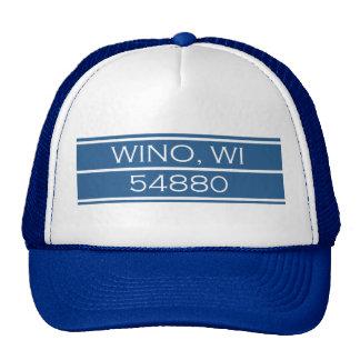 Wino, WI Superior Gimmie Trucker Hat