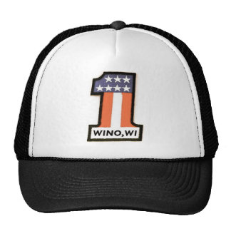 Wino, WI Ultimate Gimmie Trucker Hat