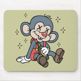Wino Wombat Mouse Pad