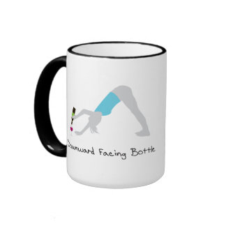 Wino Yogi Ceramic Mug