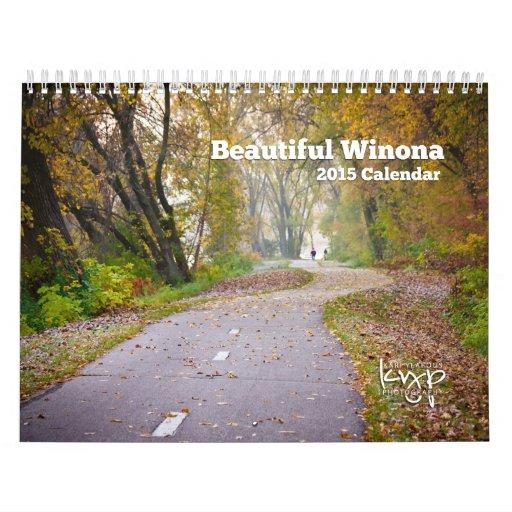 Winona Gifts: 2015 Winona Calendar