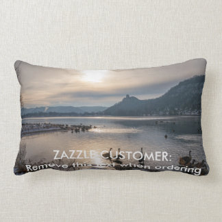 Winona Minnesota Pillow Sugarloaf Geese Yearous