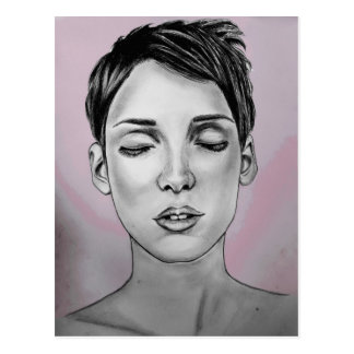 Winona Ryder Postcard