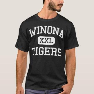 Winona - Tigers - High School - Winona Mississippi T-Shirt