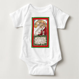 Winsch New Year;s Day Father Time & Young Woman Shirts