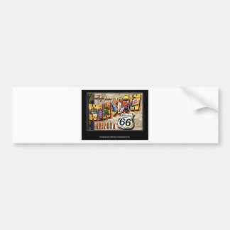 winslow arizona bumper sticker