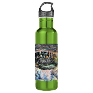 Winslow Arizona Meteor Crater Stainless Steel Water Bottle
