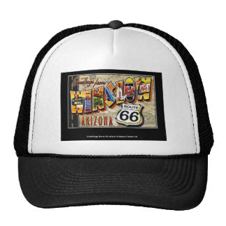 winslow arizona trucker hat