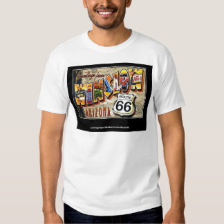 Winslow Arizona Vintage T-Shirt