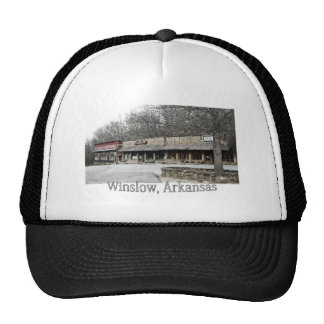 Winslow, Arkansas Hat