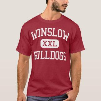 Winslow - Bulldogs - Junior - Winslow Arizona T-Shirt
