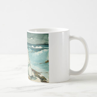 Winslow Homer - After the Hurricane, Bahamas Coffee Mug
