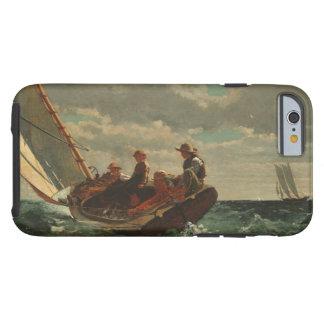 Winslow Homer Breezing Up Vintage Fine Art Tough iPhone 6 Case