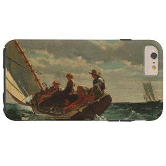 Winslow Homer Breezing Up Vintage Fine Art Tough iPhone 6 Plus Case