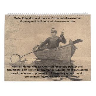 Winslow Homer Collection I Calendar