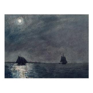 Winslow Homer - Eastern Point Light Postcard