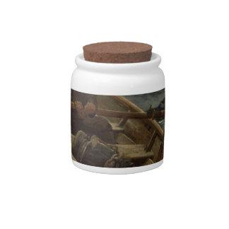 Winslow Homer Fog Warning Candy Dish