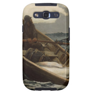 Winslow Homer Fog Warning Galaxy S3 Covers