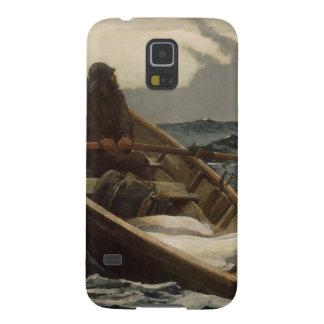 Winslow Homer Fog Warning Galaxy S5 Covers