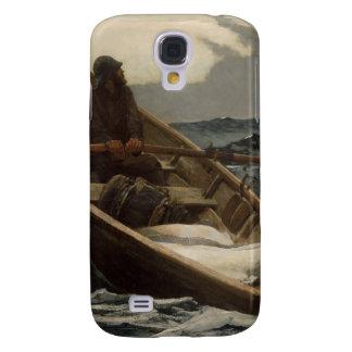 Winslow Homer Fog Warning Samsung Galaxy S4 Cases