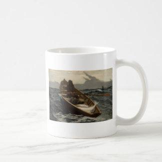 Winslow Homer Fog Warning Coffee Mug