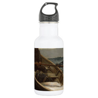 Winslow Homer Fog Warning 18oz Water Bottle