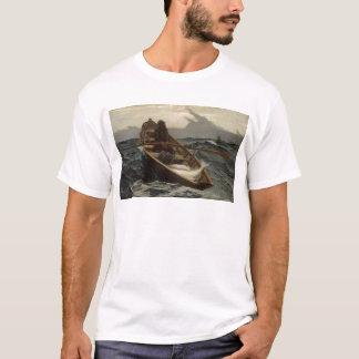 Winslow Homer Fog Warning T-Shirt