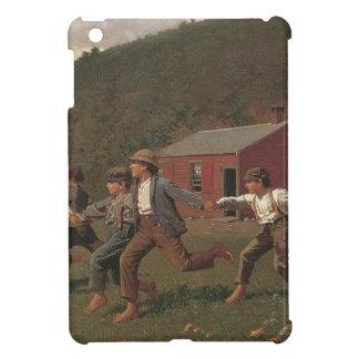 Winslow Homer Snap The Whip iPad Mini Covers