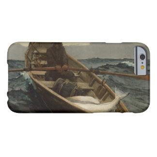 Winslow Homer - The Fog Warning Barely There iPhone 6 Case