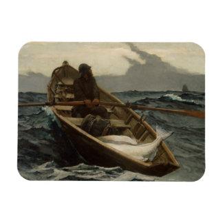 Winslow Homer - The Fog Warning Magnet