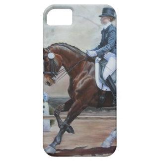 Winsor in Dressage iPhone SE/5/5s Case