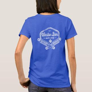 Winston Bros. Camisa del taller mecánico - Cletus