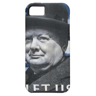 Winston Churchill iPhone 5 Cover
