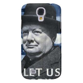 Winston Churchill Galaxy S4 Cases