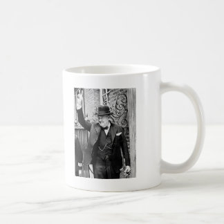 Winston Churchill Coffee Mug