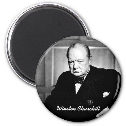 Winston Churchill Iman De Nevera