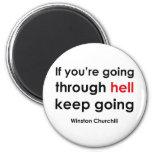 Winston Churchill Imanes Para Frigoríficos
