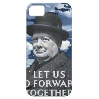 Winston Churchill iPhone 5 Case