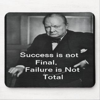 Winston Churchill - Mousepad - éxito Alfombrilla De Ratón