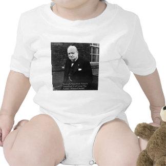 "Winston Churchill ""Success Never Final"" Gifts T Shirts"